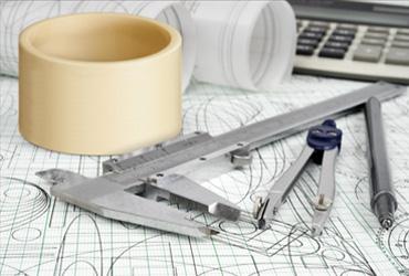 塑料滑动轴承的测量