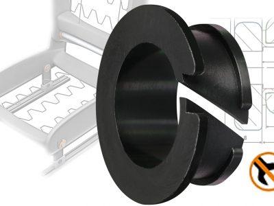 适用于座椅班金孔的衬套材料K250