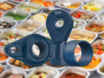 食品级运动塑料部件